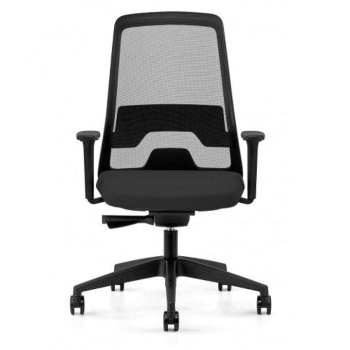 Bürostuhl Everyis1 schwarz  harte Ro