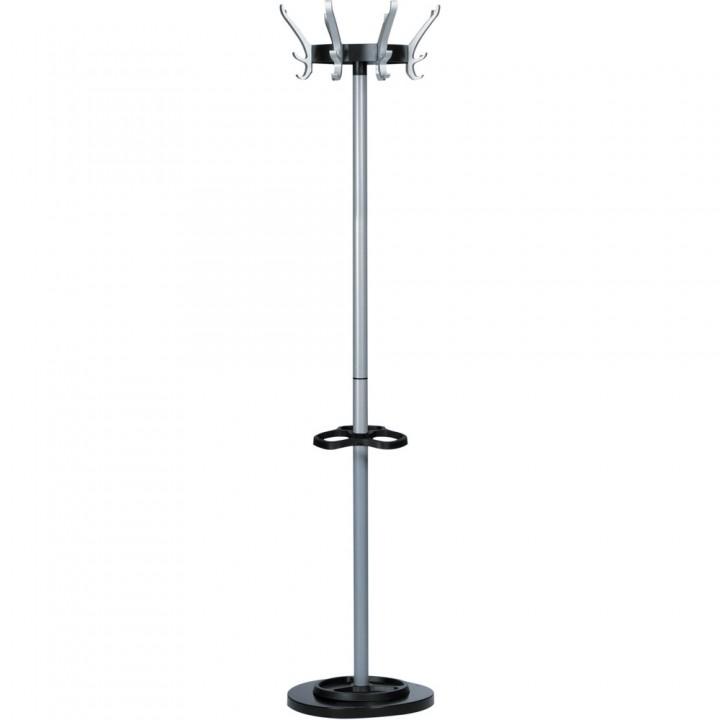 Garderobenständer Cypres grau H:170cm