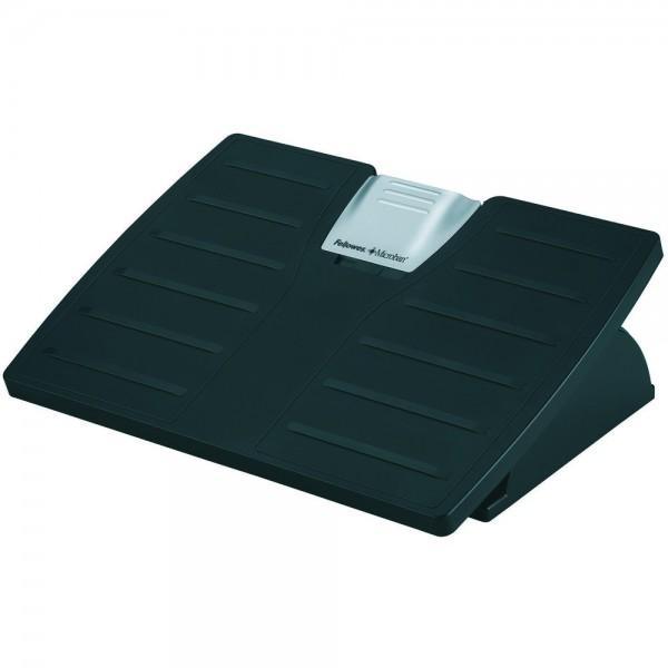 Fußstütze Office Suites™ Microban®, Trittfläche: 45,5 x 34 cm, schwarz