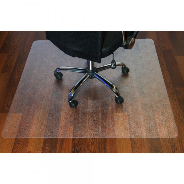 Bodenschutzmatte ultimat, Hartboden, PC, rechteckig, 89x119cm