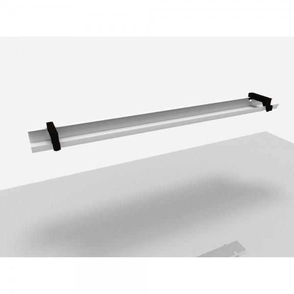 Kabelkanal Horizontal für Rialto und Trend, f. 180 cm Schreibtisch