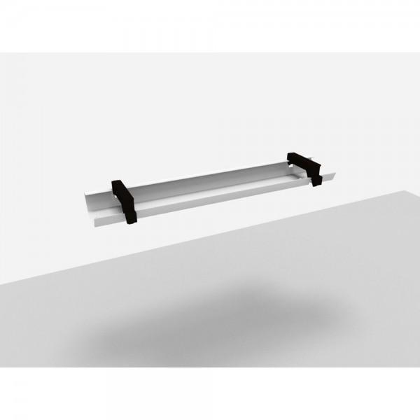 Kabelkanal Horizontal für Rialto und Trend, f. 120 cm Schreibtisch