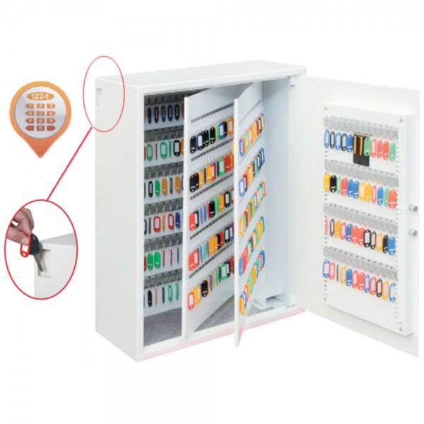 Schlüsseltresor Cygnus, Elektronik, 500 Schlüssel, 580x280x760 mm