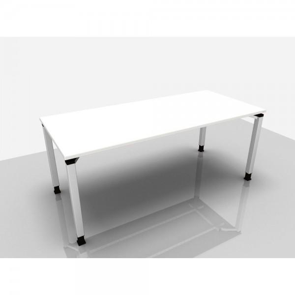Schreibtisch Trend Pro, 1.800x800x680-820mm, grau