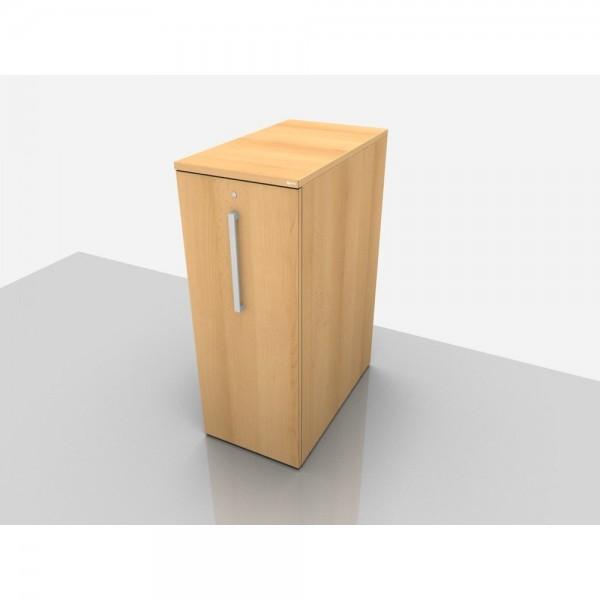 Highcontainer 3 HE, links anstellbar, 450x800x720mm, buche