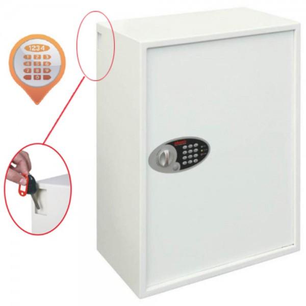 Schlüsseltresor Cygnus, Elektronik, 300 Schlüssel, 580x250x755 mm