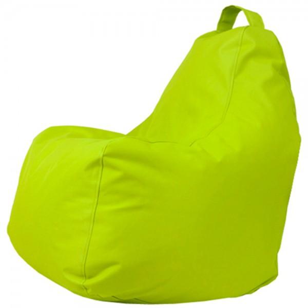 Sitzsack mit Griff, B!chair, kiwi