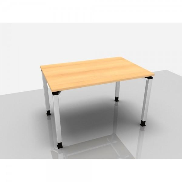 Schreibtisch Trend Pro, 1.200x800x680-820mm, buche
