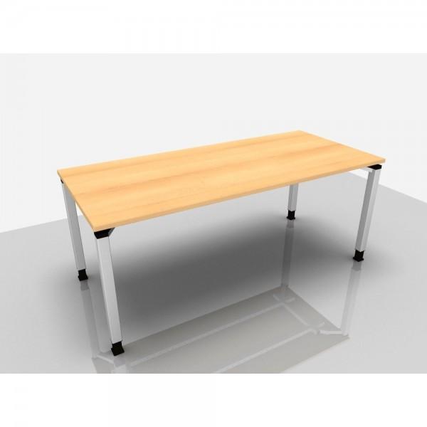 Schreibtisch Trend Pro, 1.800x800x680-820mm, buche