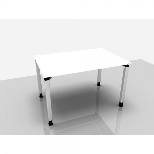 Schreibtisch Trend Pro, 1.200x800x680-820mm, weiß
