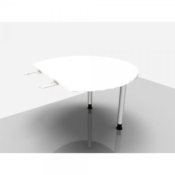 Bespr.anbau Rialto Pro M weiß 110 cm