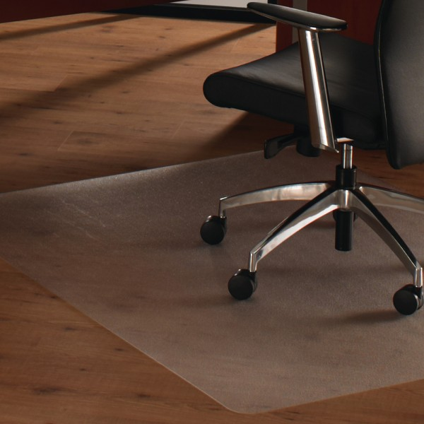 Bodenschutzmatte PC f.PVC