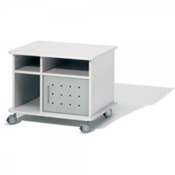 Kopierer-, Druckerwagen CE-Fun li.grau 72x59x60cm