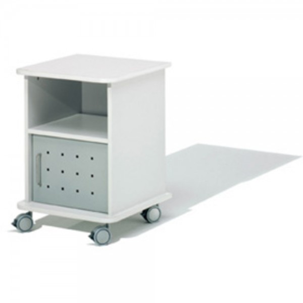 Kopierer-, Druckerwagen CE-Fun li.grau 47x70x48cm