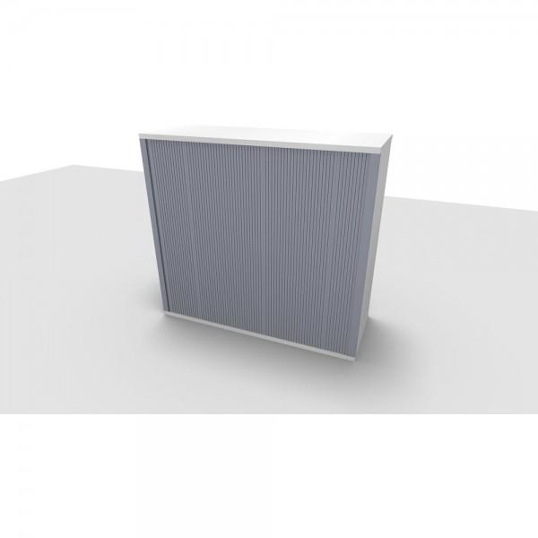Aufsatzrollladenschrank All in One, 3OH, 1.200x442x1.088mm, diam.we