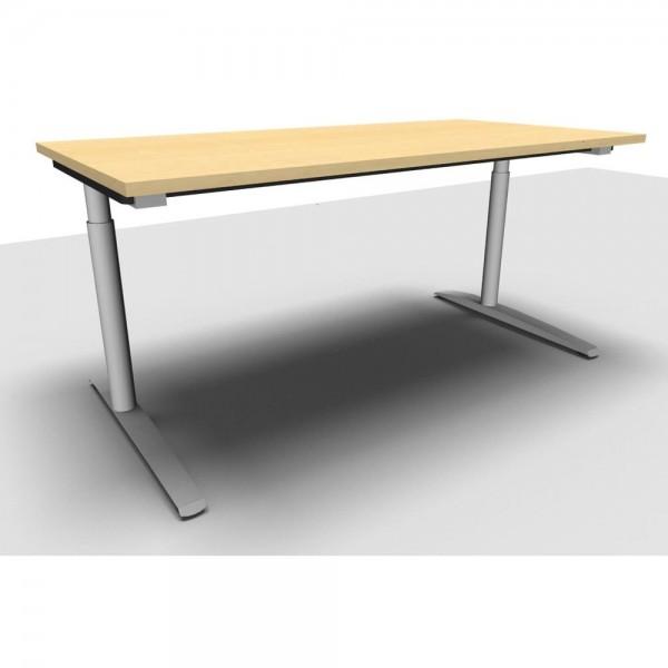 Schreibtisch All in One M ahorn 160x80