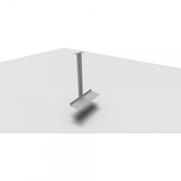 CPU-Halter Jump Move, alusilber