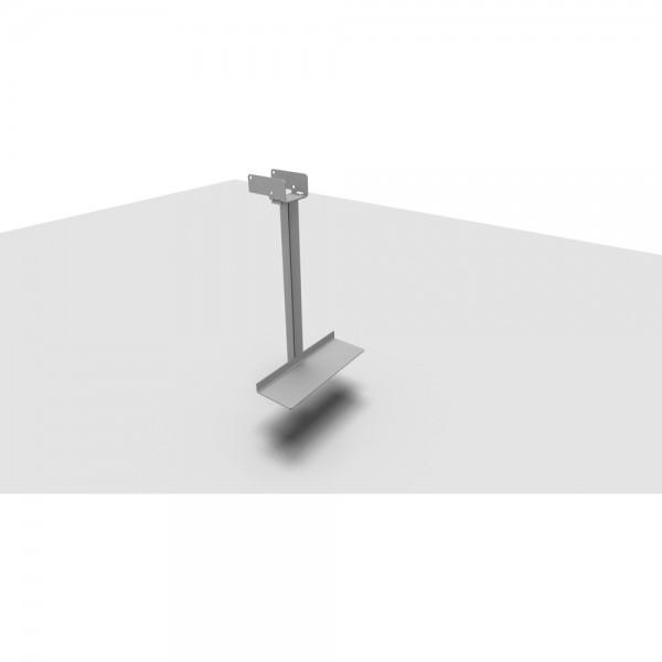 CPU-Halter Jump, alusilber