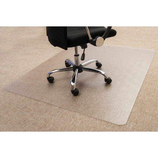 Bodenschutzmatte ultimat, Teppich, PC, rechteckig, 119x89cm