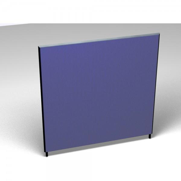 Vollwand Basic, Stoffgruppe F, Höhe 160, 1.600x35x1.600mm, blau