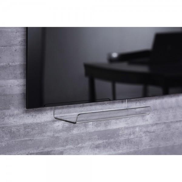 Acryl Stifteschale artverum glasklar 170x75x70mm