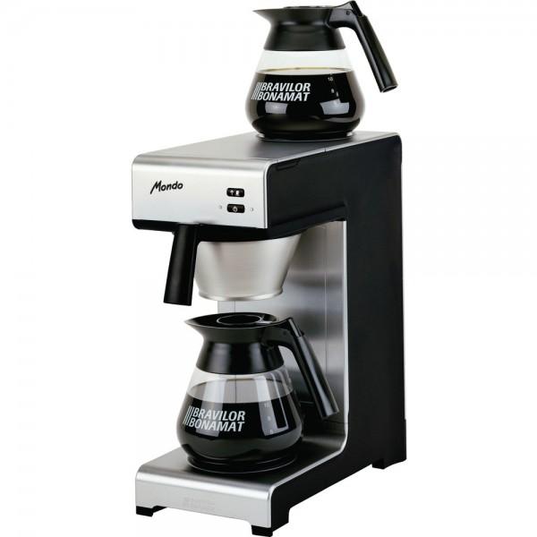 Kaffeemaschine Mondo 2, 3,4 l, für: 24 Tassen, si/sw