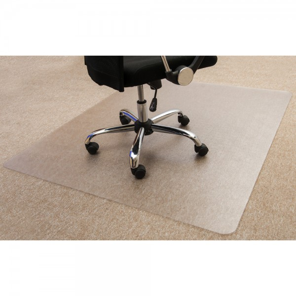 Bodenschutzmatte ultimat, Teppich, PC, rechteckig, 120x150cm