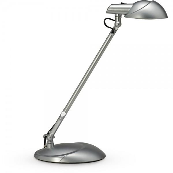 LED-Leuchte MAULstorm silber 22x12,5x52cm