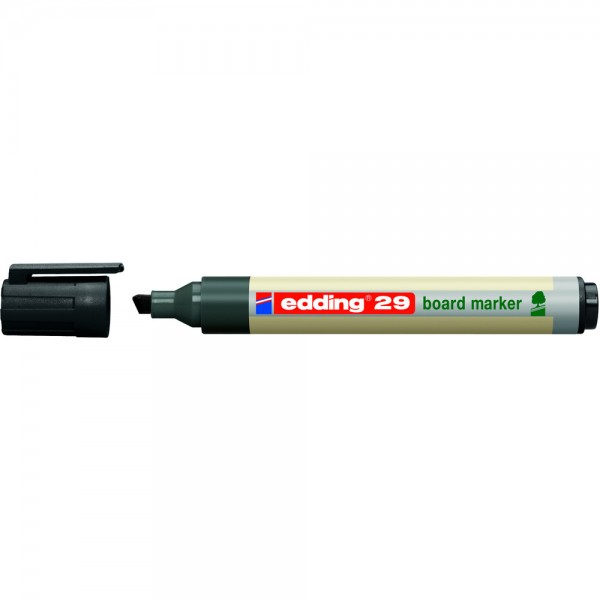 Boardmarker, 29, Ksp., 1-5mm, Schreibf.: sw