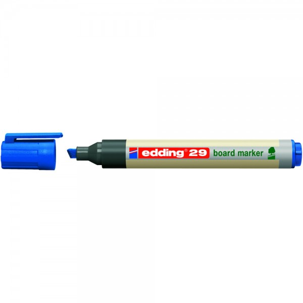 Boardmarker, 29, Ksp., 1-5mm, Schreibf.: blau