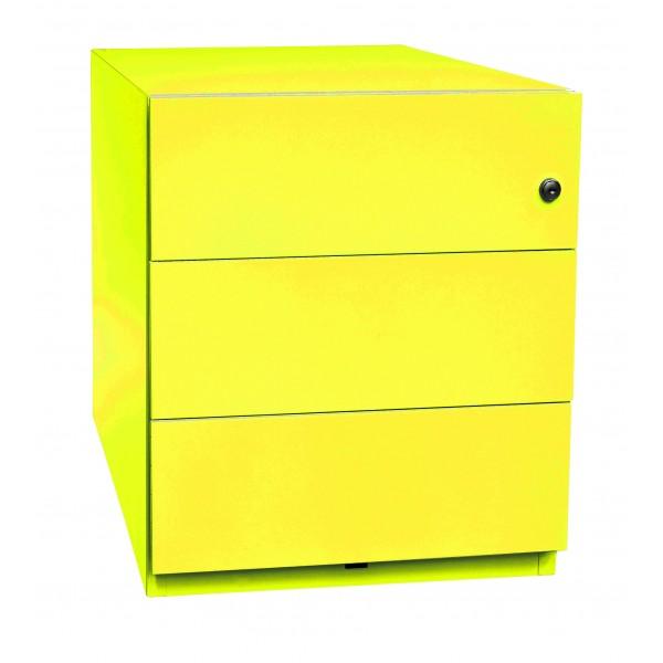 Note, 1 Schub + HR, gelb
