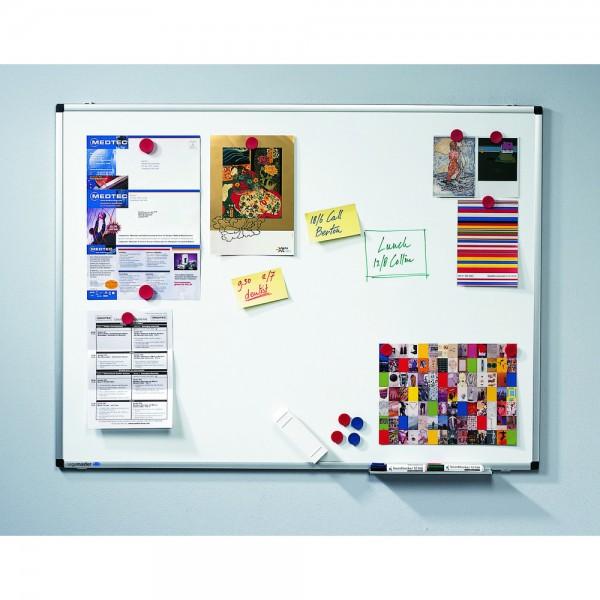 Schreibtafel PREMIUM, magnetisch, 120 x 90 cm