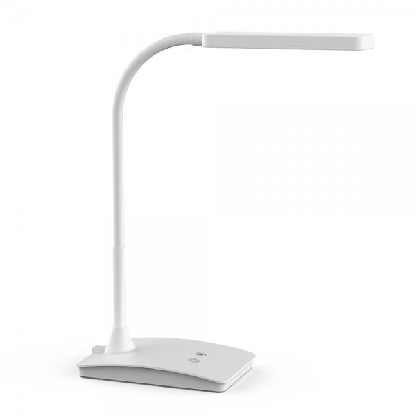 Leuchte MAUL Pearly Tisch LED 0,7-8 W weiß