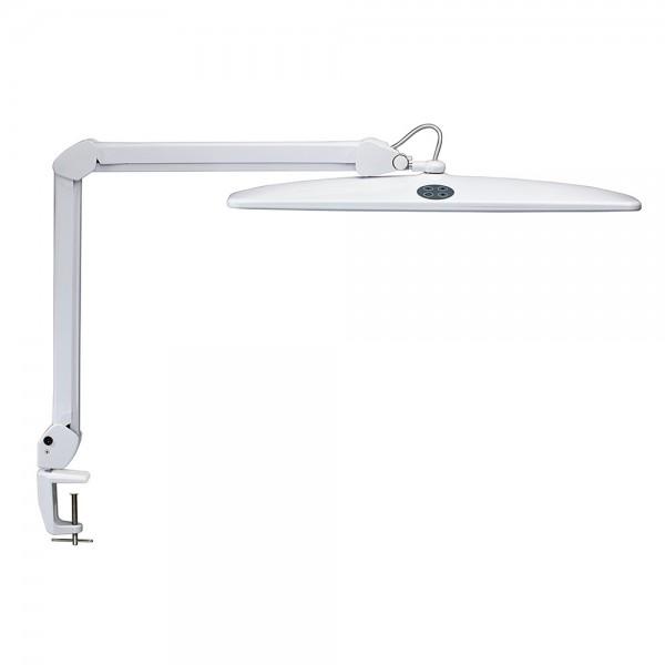 Leuchte MAUL Work Tisch LED dimmbar 21 W weiß